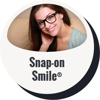 button for IS 000041980880 snap on smile